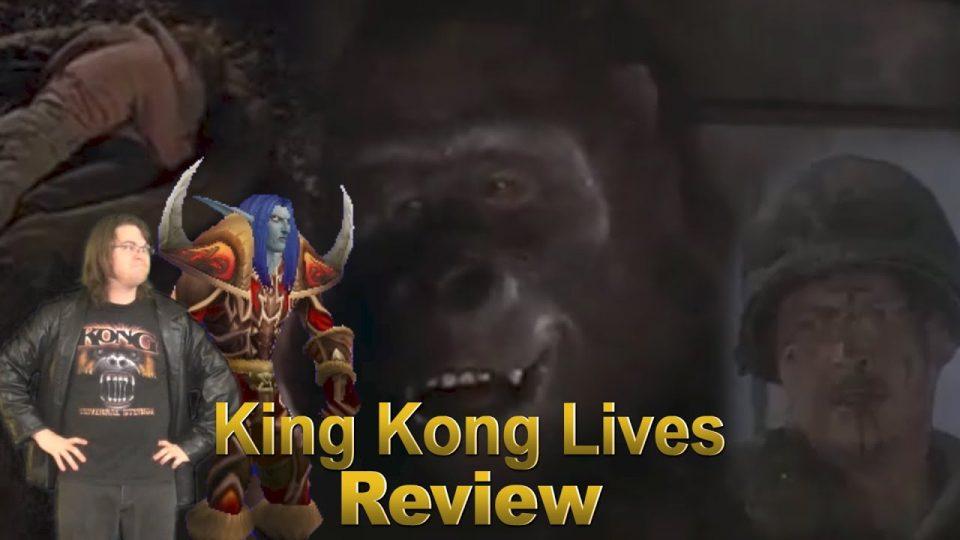 Media Hunter and BigJackFilms - King Kong Lives Review