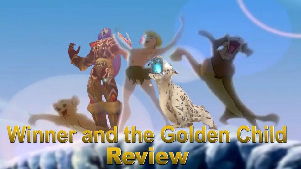 Media Hunter - Winner and the Golden Child Review