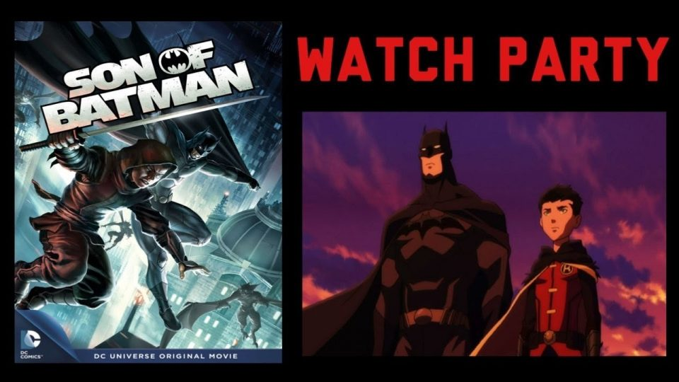 Son of Batman Watch Party