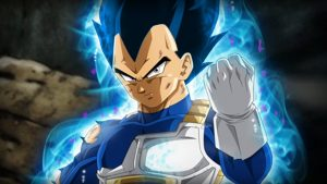 Vegeta Has Surpassed Goku? QUEEN18