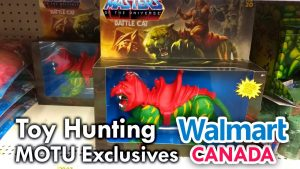 Walmart Canada MOTU Origins Battle Cat – Toy Hunting with Mega Jay Retro
