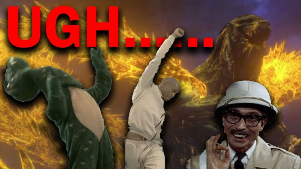 Godzilla PLANET EATER Watch (suffer)-a-Long! w/ Sean