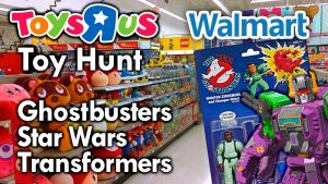 Finally got the Kenner Ghostbusters at Walmart Toy Hunting with Mega Jay Retro