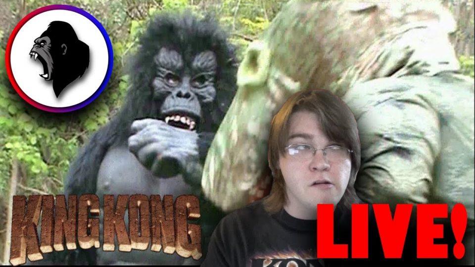 King Kong 2016 Commentary w/ BigJackFilms