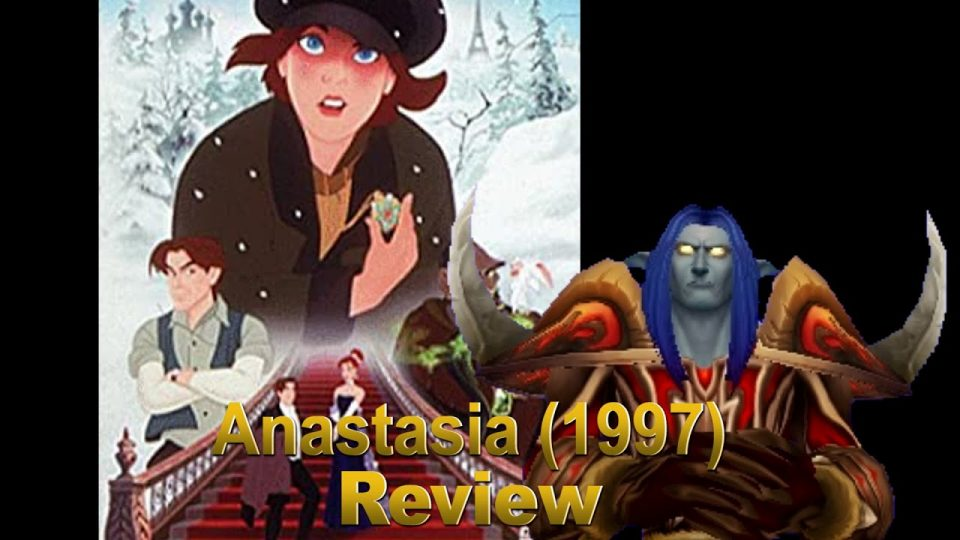 Media Hunter - Anastasia (1997) Review