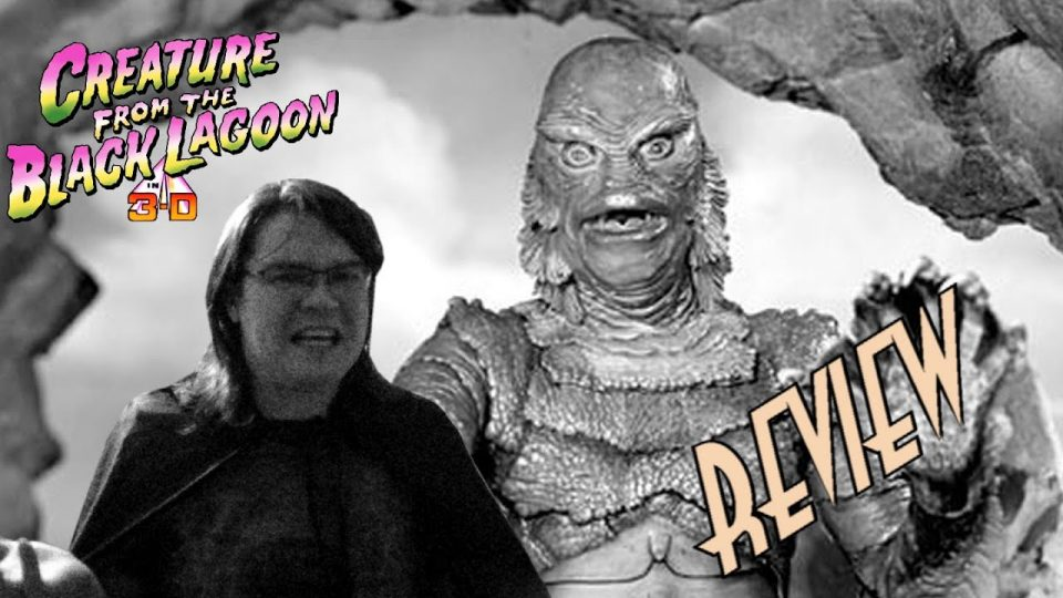 Creature From The Black Lagoon (1954) REVIEW - BIGJACKFILMS 2020 HALLOWEEN SPECIAL