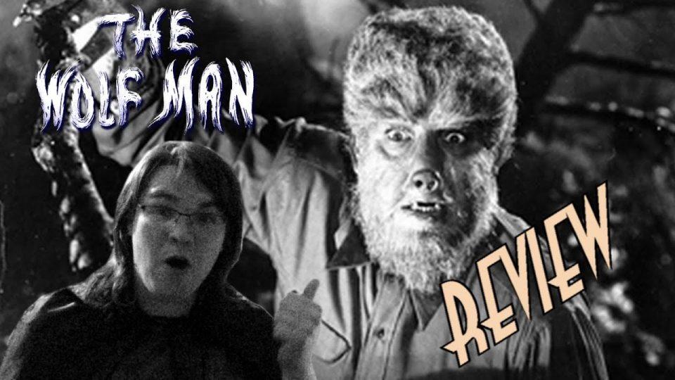 The Wolf Man (1941) REVIEW - BIGJACKFILMS 2020 HALLOWEEN SPECIAL