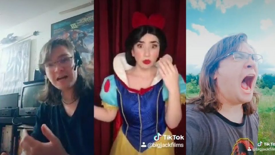 BigJackFilms TikTok Collection 24 - A DISNEY LIFE FOR ME!